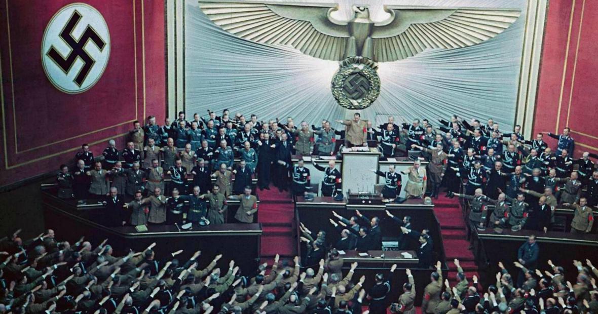 ヒトラーという独裁者が生きてい...